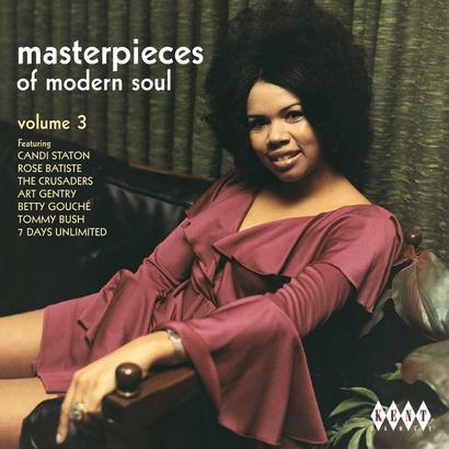 Masterpieces Of Modern Soul Volume 3 - Ginn Music Group