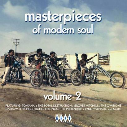 Masterpieces Of Modern Soul II - Ginn Music Group